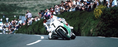 Isle of Man TT Races RC30
