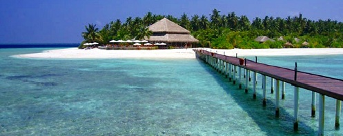 Filitheyo Island, the Maldives