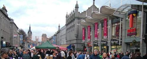 Union Street Market, Aberdeen