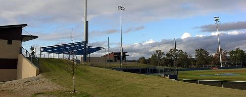 Baseball Park, Thornlie, Western Australia