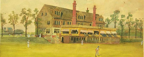 Belmont Cricket Club House