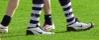 Aaron Sandiland's boots