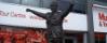 Bill Shankley statue, Anfield
