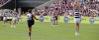 Matthew Pavlich kicking for goal