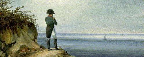 Napolean on Saint Helena