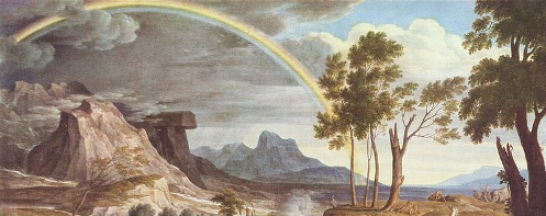 Joseph Anton Koch's 'Noah's Thanks Offering'