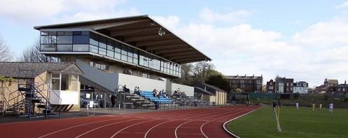 Iffley Road Running Track