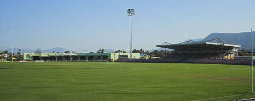 Cazaly's Stadium, Cairns