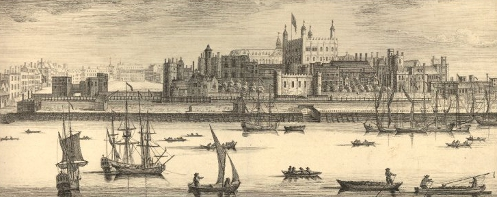 Tower of London, 1737