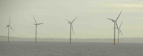 Burbo Bank windfarm