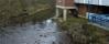 River Don at Hillsborough, Sheffield