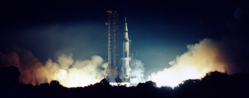 Apollo 17 launch