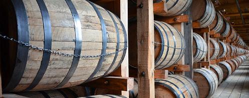 Bourbon rack house