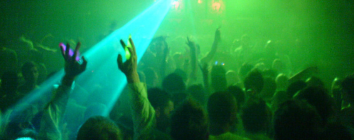 A nightclub