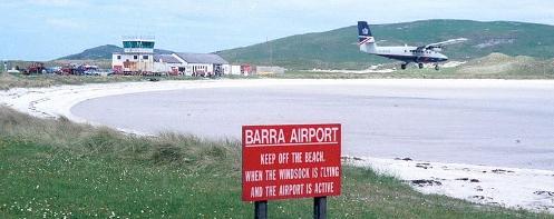 Barra Airport