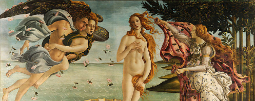 Botticelli's 'The Birth of Venus'